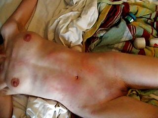 Slut With Perfect Body Is Pussy Whipped Until She Screams