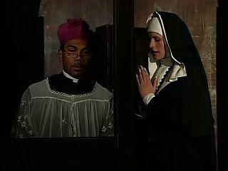 Cum Eating Nun