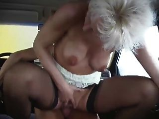 Hot Sex Going Through The Car Wash