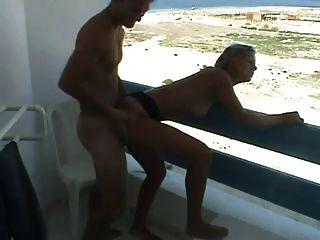Czech Amateur Couple Intercourse On Holiday