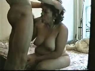 Mature Neighborough Dont Agrees To Drink My Cum