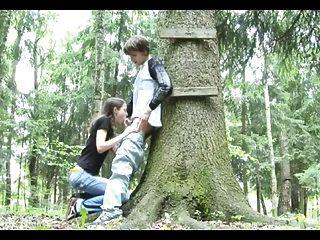 Mamada En El Bosque