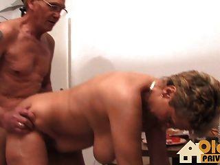 Wichsen privat Old Gay