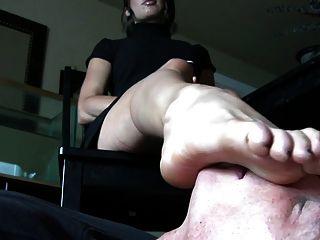 Smelly Feet  Porn