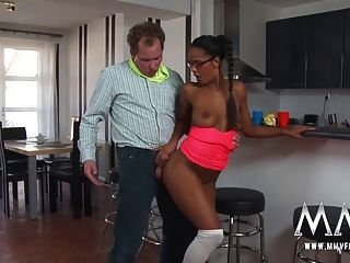 Mmv Films Sexy Naive Babysitter From Tunisia Fucked