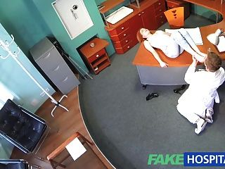Fakehospital Petite Redheads Sexual Skills Makes Doctor Cum