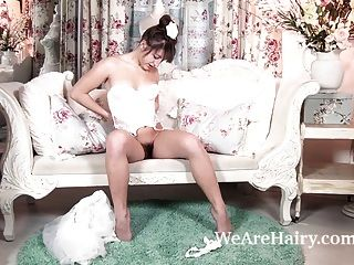 Rosie Ann Undresses From Ballerina Outfit To Play