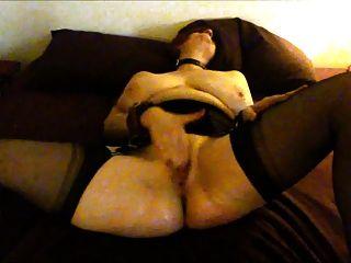 Big Tit Uk Milf Sucks, Squirts And Anal