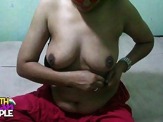 Indian Sex Bhabhi Shaved Pussy Big Boobs
