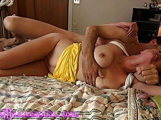 Mature Man Fucking Young Women Hardcore Spooning Sex