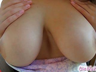 Give Me Pink Big Breasted Pornstar Masturbates To Orgasm