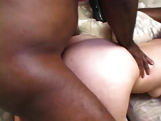 Luissa Rosso Enjoys Big Black Cocks In Her Ass