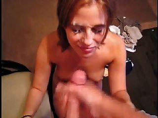 Cum In The Wifes Eye, Take That Bitch