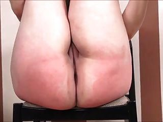Chubby Girl Spanked By Lesbian