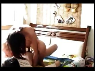 Chinese Couple Homemade Video
