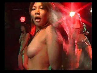 Sexy Japan Disco Striptease Gogo Dance