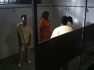 Female Prisoner Whipped
