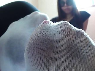 Korea Foot Goddess - Sweaty Socks