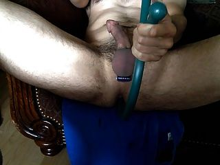 Juicy Prostate Massage With Lots Of Precum