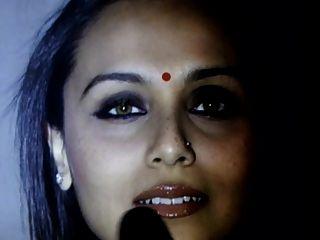 Rani mukherjee cum in bed #1