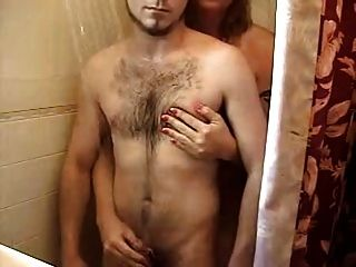 Shower With Tranny