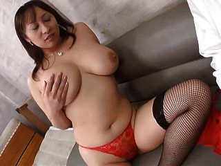 Busty Female Teacher Masturbating With Students