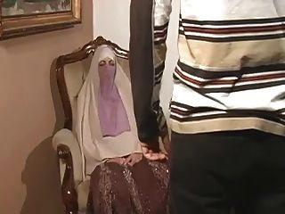 The Turkish Woman In A Hijab
