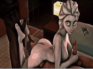 Elsa And Anna 3d Sex Compilation (frozen)