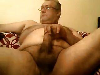Masturbating Turkey-turkish Grandpa Hakan Enjoys Himself