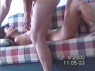 Husband Filmed And Fucking His Slut Wife