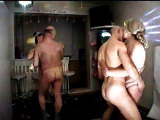 Russian Homemade Orgy