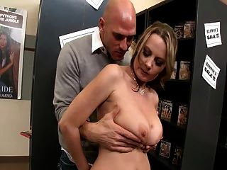Alexis May - Video Store Whore
