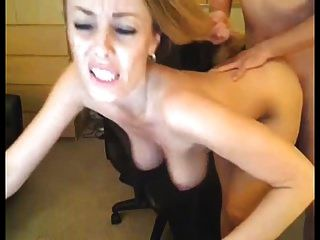 Papa - She Sucks And Fucks And Gets Cumed On