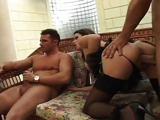 American Wife Swapping Husband For A Fuck