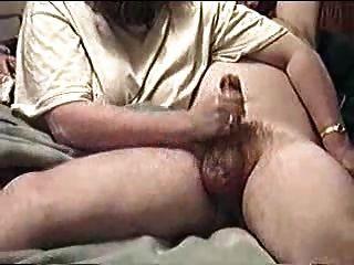 Prostate Massage With Cumshot