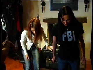 Female Feds Stripped And Ass Whipped