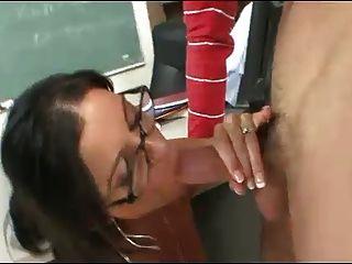 Professor Classroom Seduction