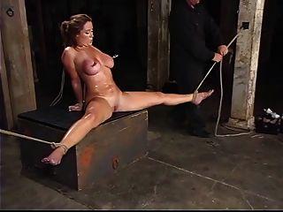Rebellious Slave Enjoys Her Training!