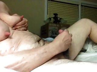 Artemus - Big Nipple Man Tits Jerks Off