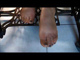 Vintage Modiste Nylon Toes