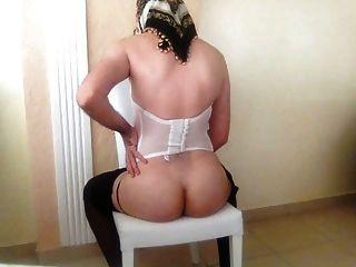Cd Ceyda Dildo New Amazing Azgin Crossdress  Dildo Istiyor