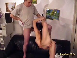 Extreme Flexi Contortion Teen Sex