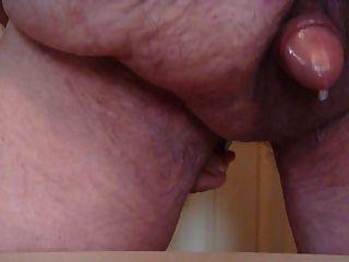 Prostate Massaging And Cumming