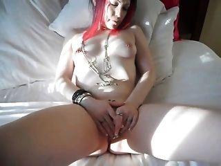 Hot Gothic Chick Sucks & Fucks Her Boyfriend Good