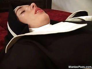 Sinful Nun Confession Fucking