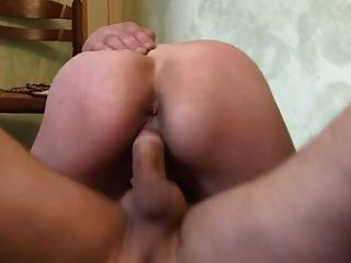 He Fucks An Housewife In Her Kitchen