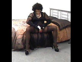 Transvestite Nylon-darcy-6