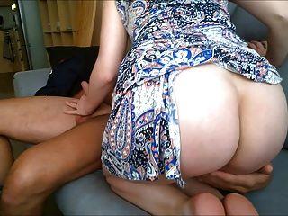 Watching My Wife Having Fu