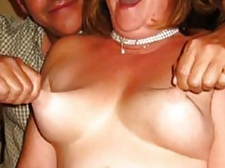Pulling nippel Nipple Stretching