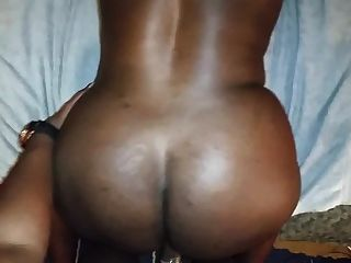 Monster Booty Black Milf (50 Inches)